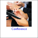Corporate Conference Gift Items - Branded Compendiums, Lanyards, Bags etc..